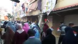 ثوار الرمل بمسيرة حاشدة 5/ 2/ 2016