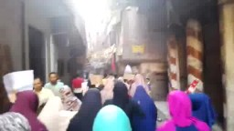 ثوار شبرا الخيمة ضد الانقلاب