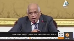 حشمت:البرلمان جاء علي عين المخابرات