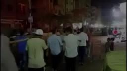الاسعار بتزيد ليه -ثوار الهرم فى مسيرة  ضد الغلاء