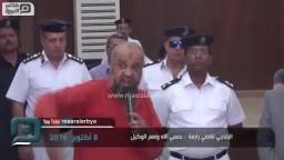 البلتاجي لقاضي رابعة: حسبي الله ونعم الوكيل