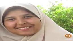 كانت من بين المسعفين في الميدان امتزجت دمائها بدماء المصابين الذين حاولت إسعافهم
