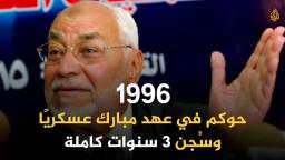 ناضل ضد الاحتلال البريطاني وسجنه جميع الرؤساء.