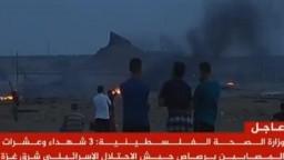 3 شهداءوعشرات المصابين برصاص الصهاينة... انتفاضة فلسطين